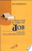 CÓMO LEER EL LIBRO DE JOB