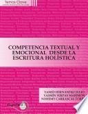 Competencia textual y emocional desde la escritura holística