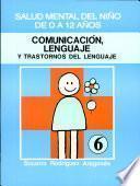COMUNICACIÓN, LENGUAJE Y TRASTORNOS DEL LENGUAJE SALUD MENTAL DEL NIÑO DE 0 A 12 AÑOS. Módula 6