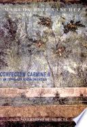 Confectum Carmine