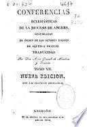 Conferencias eclesiásticas de la Diócesis de Angers: 1832 (XII, 471 p.)