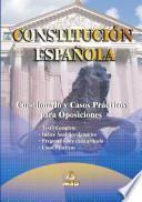 Constitucion Española. Cuestionarios Y Casos Practicos Para Oposiciones Ebook