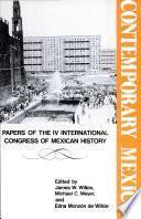 Contemporary Mexico