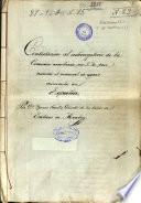 Contestación al interrogatorio de la Comision nombrada por S. M. para redactar el manual de aguas minerales de España