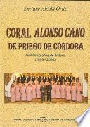 Coral Alonso Cano de Priego de Córdoba