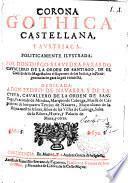 Corona gothica castellana y austriaca