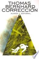 Correccin / Correction