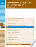 Correo y agenda electrónica (Tratamiento informático de la información)