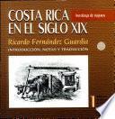 Costa Rica en el siglo XIX