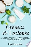 Cremas y Lociones