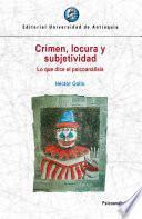 Crimen, locura y subjetividad