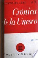 Crónica de la Unesco