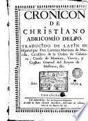 Cronicon