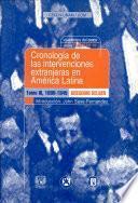 Cronología de las intervenciones extranjeras en América Latina: 1899-1945