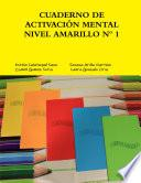Cuadernos de colores de activación mental