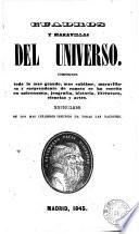 Cuadros y maravillas del universo