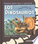 Cuento para leer a oscuras. Los dinosaurios