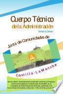 Cuerpo Tecnico de la Administracion de la Junta de Comunidades de Castilla-la Mancha. Temario Comun Ebook