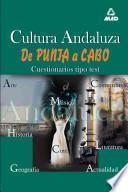 Cultura Andaluza de Punta a Cabo. E-book