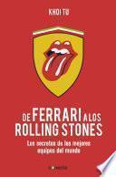 De Ferrari a los Rolling Stones