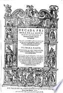 Decada primera de la historia de la insigne, y coronada ciudad y reyno de Valencia