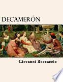 Decameron (Spanish Edition)