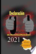Declaración Universal de Derechos Humanos 2021