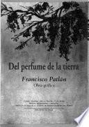 Del perfume de la tierra