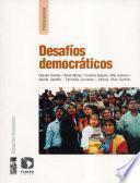 Desafíos democráticos