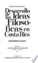 Desarrollo de las ideas filosóficas en Costa Rica