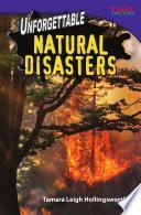 Desastres naturales que marcaron la historia (Unforgettable Natural Disasters) 6-Pack