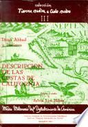 Descripción de las costas de California