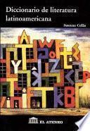 Diccionario de literatura latinoamericana