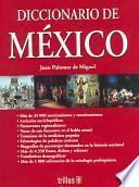 Diccionario de México