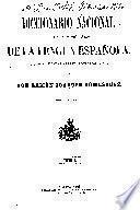 Diccionario nacional