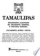 Diccionario Tamaulipas ilustrado
