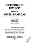 Diccionario técnico de las artes gráficas