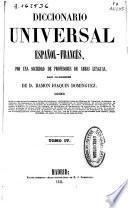 Diccionario Universal Francés-Español, Español-Francés: Español-Francés. A-C