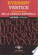 Diccionarios Everest vértice