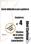 Didactic serie for guitar