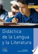 Didáctica de la lengua y la literatura para primaria