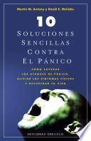Diez soluciones sencillas para el pánico