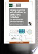 Dimensionamiento y distribución de las conducciones hidráulicas
