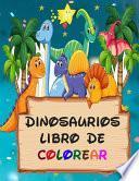 Dinosaurios Libro de Colorear