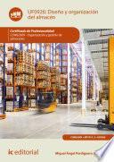 Diseño y organización del almacén. COML0309