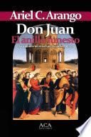 Don Juan. El anillo funesto