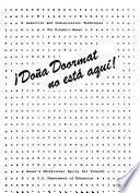 !Doña Doormat No Está Aqui!