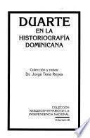 Duarte en la historiografía dominicana