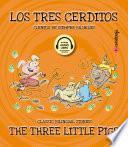 E-book y Audio bilingüe. Los tres cerditos / The Three Little Pigs