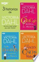 E-Pack HQN Victoria Dahl 2